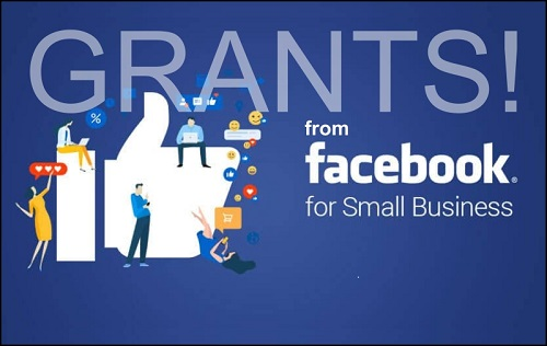Facebook small business grant - 2020