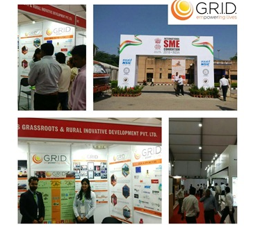 G.R.I.D. participated at the International SME Convention (ISC) 2018