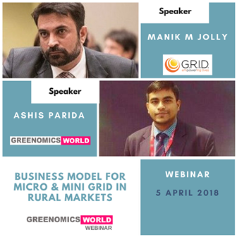 G.R.I.D. presented at Greenomics World webinar series