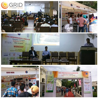 G.R.I.D. presented at Rural Entrepreneurship & Innovation Convention & Exhibition